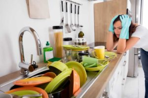 How A Dirty Home can Negatively Impact your Health
