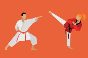 Why You Should Take Up a Form of Martial Arts