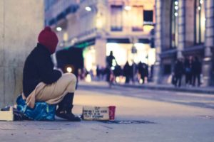Could introducing More Public Seating Help the Homeless Population?